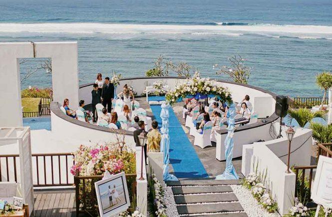 Bali Wedding Reception